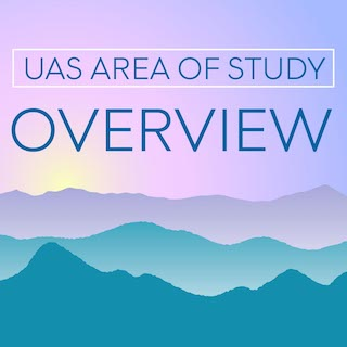 UAS Area of Study Overview
