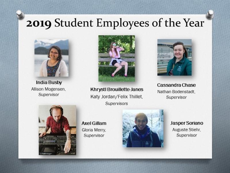 Student Employees | University of Alaska Southeast