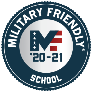 Military Friendly 2020*2021 seal