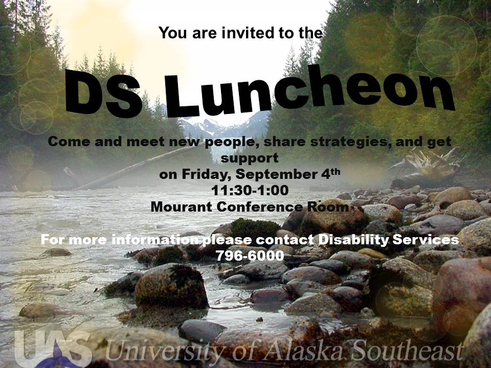 DS Luncheon