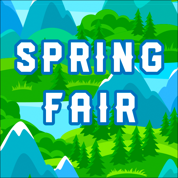 """Spring Involvement Fair January 27"" thumbnail image"
