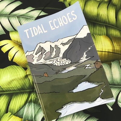 """Tidal Echoes Books Mailing Now"" thumbnail image"